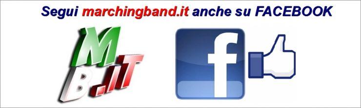 segui marchingband it anche su facebook